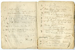 World War I Notebook - Accession 1713 M826 (883)