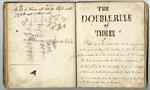Thomas Carrot Mathematics Notebook - Accession 1529 M743 (800)
