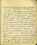 Red River Church Records - Accession 1689 - M812 (869)