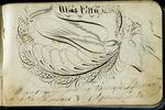 Etta Jane Hutchison Steele Autograph Book - Accession 1690 - M813 (870)