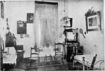 Students Room in Maragret Nance Hall ca. 1896