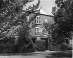 Front of Margaret Nance Hall ca. late 1950s by Winthrop University and Clarence H. and Anna E. Lutz Foundation