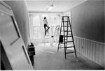 Margaret Nance Hall interior renovations, September, 1986