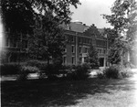 McLaurin Hall 1950s by Winthrop University and Clarence H. and Anna E. Lutz Foundation