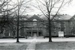 McLaurin Hall February 1985 by Winthrop University and Clarence H. and Anna E. Lutz Foundation