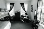 McLaurin Hall Dorm Room September 1985 by Winthrop University and Clarence H. and Anna E. Lutz Foundation