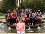 2014 McNair Scholars Program Participants