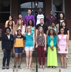 2015 McNair Scholars Program Participants