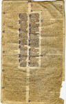 """Corpus iuris civilis (""""Digest"""")- Med MS 3A by Justinian"""