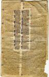 """Corpus iuris civilis (""""Digest"""")- Med MS 3A"""