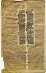 """Corpus iuris civilis (""""Digest"""")- Med MS 3B"""