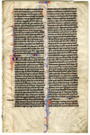 Pocket Bible- Med MS 5A by Unknown