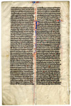 Pocket Bible- Med MS 5B by Unknown