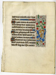 Book of Hours, Penitential Psalms- Med MS 13A by Unknown