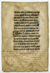 "Book of Hours, ""Livre de Raison""- Med MS 14B"