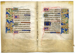 Book of Hours, Office of the Dead- Med MS 15A by Unknown