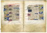 Book of Hours, Office of the Dead- Med MS 15B by Unknown