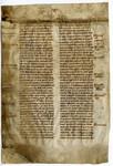 De Proprietatibus Rerum- Med MS 16A by Bartholomeus Anglicus