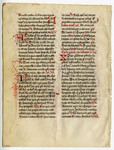 Breviary- Med MS 17B by Unknown