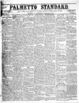 The Palmetto Standard- January 21, 1852 by C. Davis Melton