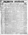 The Palmetto Standard- February 18, 1852