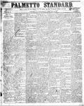 The Palmetto Standard- February 25, 1852