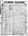 The Palmetto Standard- March 3,1852
