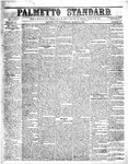 The Palmetto Standard- March 24, 1852