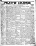 The Palmetto Standard- April 7, 1852