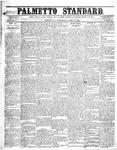 The Palmetto Standard- April 14, 1852