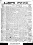 The Palmetto Standard- May 5, 1852 by C Davis Melton