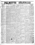 The Palmetto Standard- May 12, 1852 by C Davis Melton