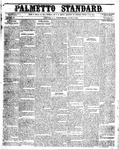 The Palmetto Standard- June 2, 1852