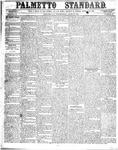 The Palmetto Standard- June 23, 1852 by C Davis Melton
