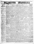 The Palmetto Standard- August 4,1852