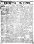 The Palmetto Standard- December 22, 1852