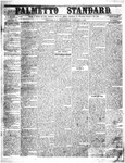 The Palmetto Standard- January 5, 1853 by C. Davis Melton