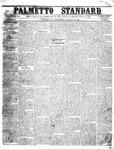 The Palmetto Standard- January 12, 1853