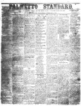 The Palmetto Standard- February 9, 1853 by C. Davis Melton