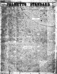 The Palmetto Standard- March 9, 1853