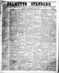The Palmetto Standard-  March 23, 1853