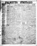 The Palmetto Standard-  April 6, 1853