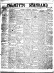 The Palmetto Standard- April 13, 1853 by C. Davis Melton