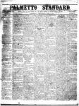 The Palmetto Standard- April 13, 1853