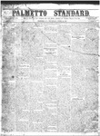 The Palmetto Standard- April 28, 1853 by C. Davis Melton