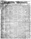 The Palmetto Standard- May 26, 1853