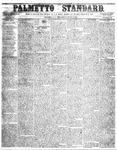 The Palmetto Standard- June 9, 1853