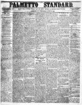 The Palmetto Standard- June 16, 1853