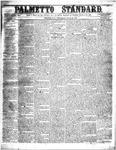 The Palmetto Standard- June 30, 1853