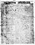 The Palmetto Standard- July 21, 1853